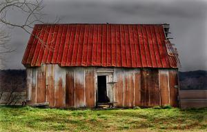 old barn somewhere usa